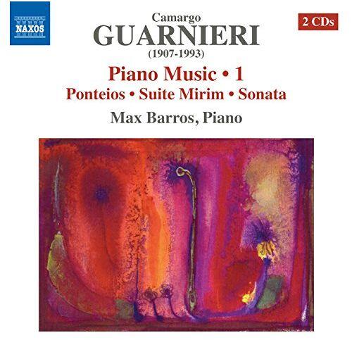 Max Barros - Klaviermusik Vol.1 - Preis vom 18.02.2020 05:58:08 h