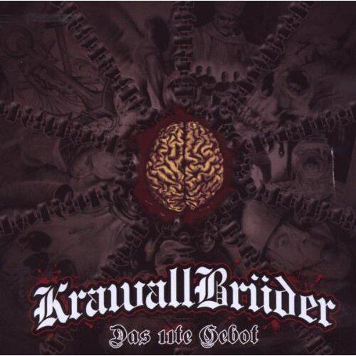 Krawallbrüder - Das 11te Gebot - Preis vom 26.01.2021 06:11:22 h