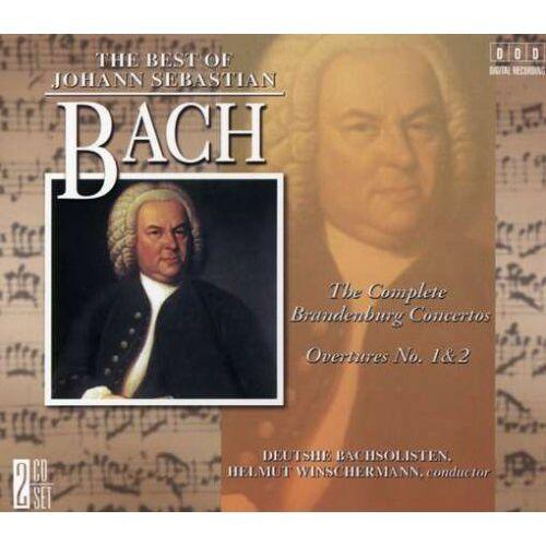 J.S. Bach - Brandenburg Ct 1-6/Ovt 1-2 - Preis vom 18.04.2021 04:52:10 h