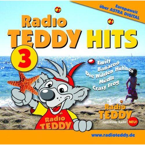 Various - Radio Teddy Hits Vol. 3 - Preis vom 16.04.2021 04:54:32 h
