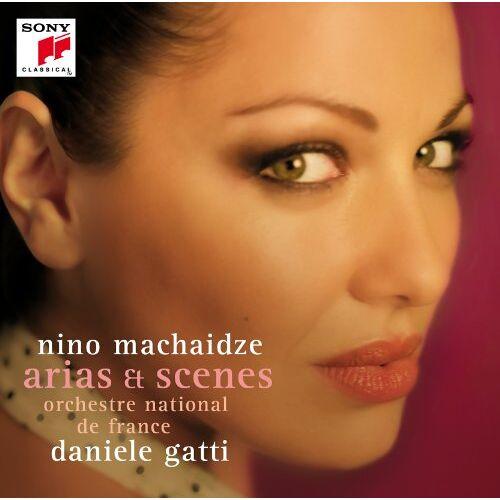 Nino Machaidze - Arias & Scenes - Preis vom 14.04.2021 04:53:30 h