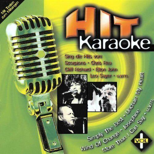 Karaoke - Hit Karaoke Vol.1 - Preis vom 16.05.2021 04:43:40 h