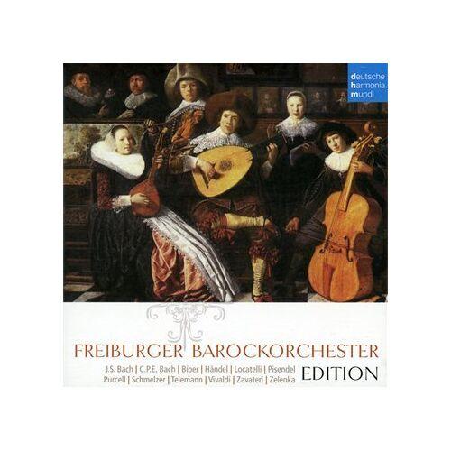 Freiburger Barockorchester - Freiburger Barockorchester-Edition - Preis vom 10.05.2021 04:48:42 h