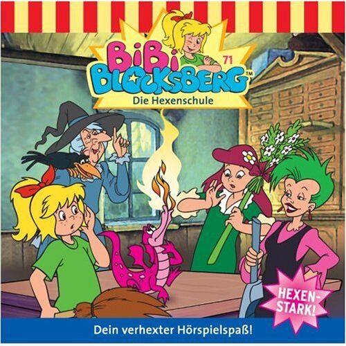 Bibi Blocksberg - Folge 71: Die Hexenschule - Preis vom 15.04.2021 04:51:42 h