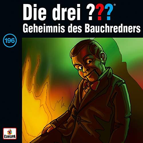 Die drei ??? - 196/Geheimnis des Bauchredners - Preis vom 13.05.2021 04:51:36 h