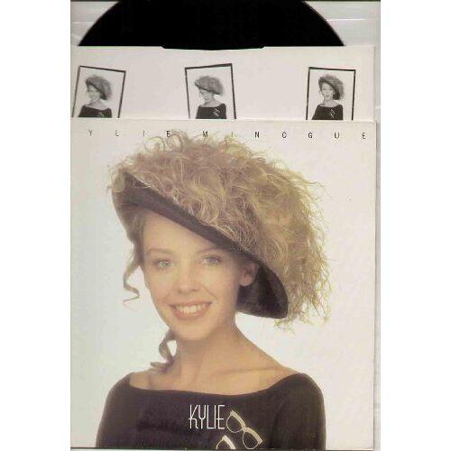 Kylie Minogue - Kylie (US, 1988) [Vinyl LP] - Preis vom 14.04.2021 04:53:30 h
