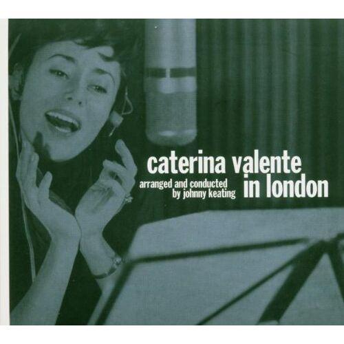 Caterina Valente - Caterina Valente in London - Preis vom 20.10.2020 04:55:35 h
