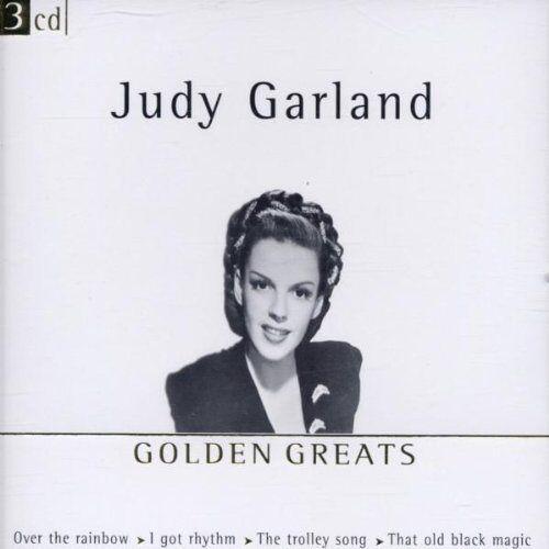 Judy Garland - Judy Garland-Golden Greats - Preis vom 11.05.2021 04:49:30 h
