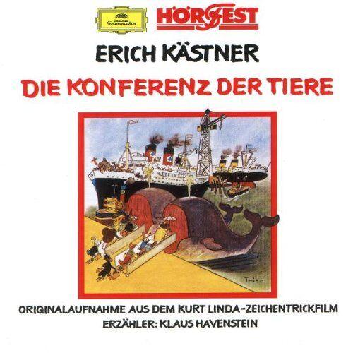 Klaus Havenstein - Die Konferenz der Tiere - Preis vom 18.04.2021 04:52:10 h