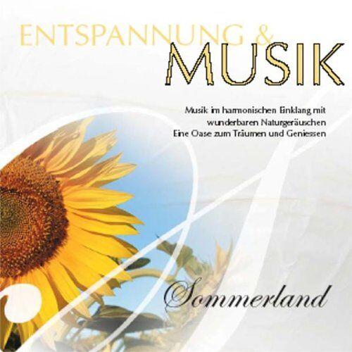 Various - Entspannung & Musik:Sommerland - Preis vom 10.05.2021 04:48:42 h