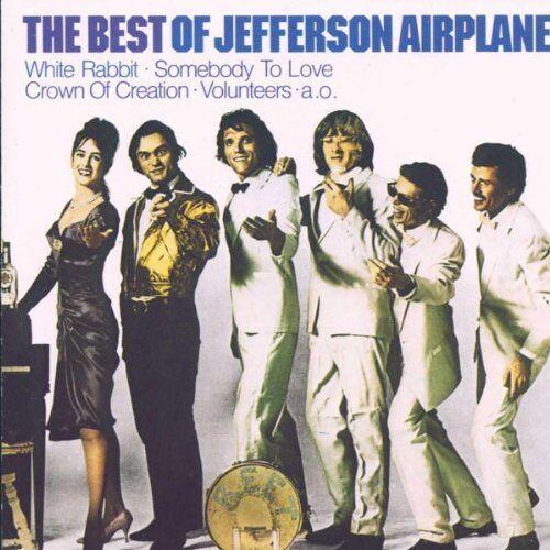 Jefferson Airplane - The Best of Jefferson Airplane - Preis vom 12.04.2021 04:50:28 h