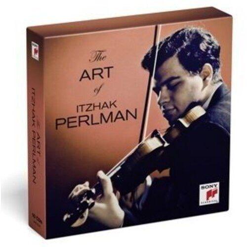 Itzhak Perlman - The Art of Itzhak Perlman - Preis vom 10.04.2021 04:53:14 h