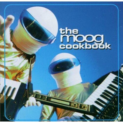 The Moog Cookbook - Preis vom 31.03.2020 04:56:10 h