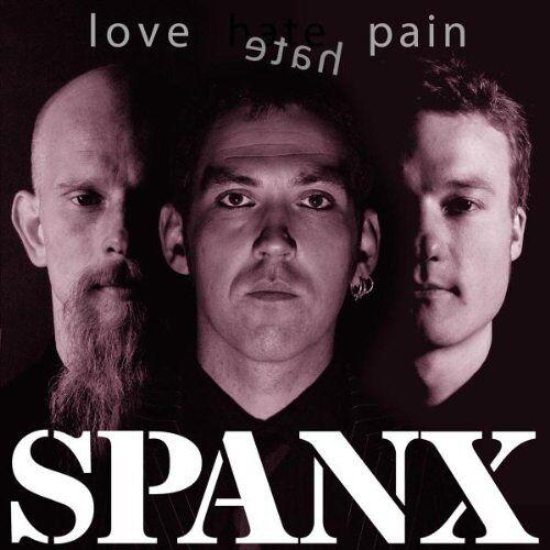 Spanx - Love Hate Pain - Preis vom 05.05.2021 04:54:13 h