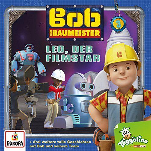 Bob der Baumeister - 003/Leo,der Filmstar Bob der Baumeister - Preis vom 18.04.2021 04:52:10 h