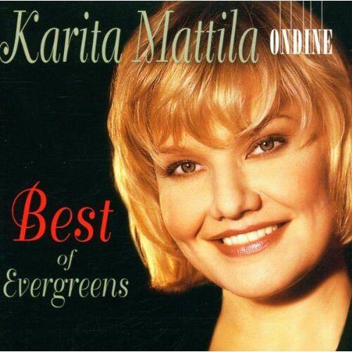 Karita Mattila - Karita Mattila: Best of Evergreens - Preis vom 18.02.2020 05:58:08 h