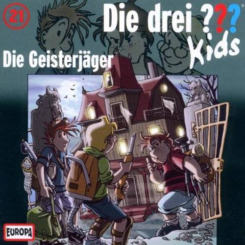 Die Drei ??? Kids - 021/die Geisterjäger - Preis vom 21.04.2021 04:48:01 h