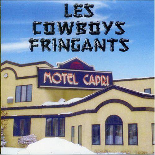 Les Cowboys Fringants - Motel Capri - Preis vom 17.04.2021 04:51:59 h