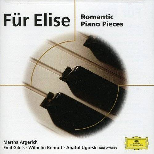 Various - Fuer Elise:Romantic Piano - Preis vom 20.04.2021 04:49:58 h