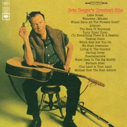 Pete Seeger - Pete Seeger's Greatest Hits - Preis vom 07.05.2021 04:52:30 h