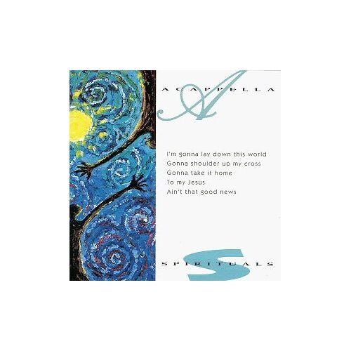 Acappella Series - Acappella Spirituals - Preis vom 14.04.2021 04:53:30 h