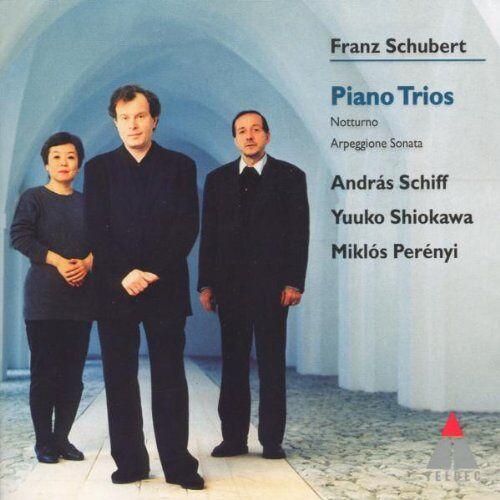Schiff - Schubert: Piano Trios - Preis vom 23.01.2021 06:00:26 h
