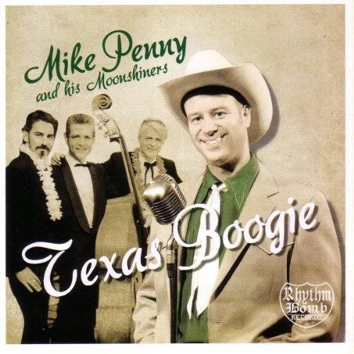 Mike Penny & His Moonshiners - Texas Boogie - Preis vom 24.01.2021 06:07:55 h