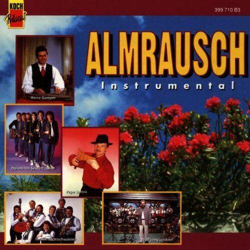 Various - Almrausch - Preis vom 21.04.2021 04:48:01 h