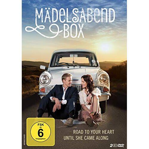 Jaco Smit - Mädelsabend-Box [2 DVDs] - Preis vom 11.04.2021 04:47:53 h