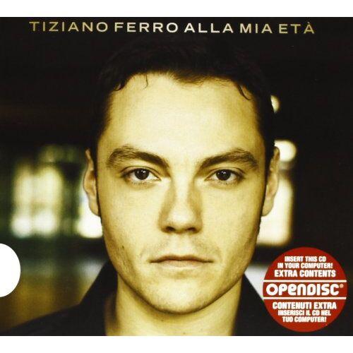 Tiziano Ferro - Alla Mia Eta - Preis vom 13.05.2021 04:51:36 h