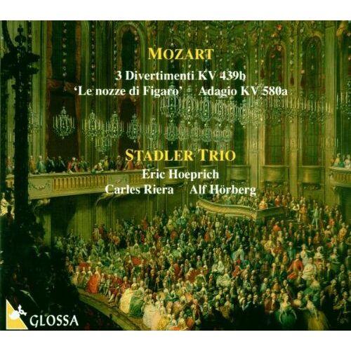 Stadler Trio - Mozart 3 Divert. Stadler-Trio - Preis vom 21.01.2021 06:07:38 h