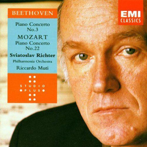 Richter - Klavierkonzert 3 / Klavierkonzert 22 - Preis vom 11.04.2021 04:47:53 h