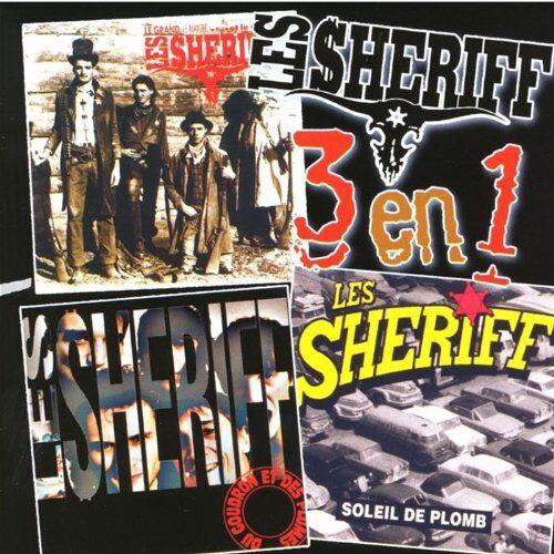 Les Sheriff - 3 en 1 [Re-Issue] - Preis vom 16.04.2021 04:54:32 h