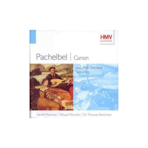 - Pachelbel: Canon - Preis vom 20.10.2020 04:55:35 h