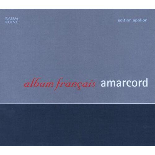 Amarcord - Album Francais - Preis vom 29.01.2020 05:58:29 h