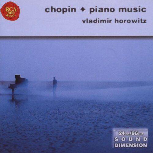 Vladimir Horowitz - Chopin - Piano Music - Preis vom 20.10.2020 04:55:35 h