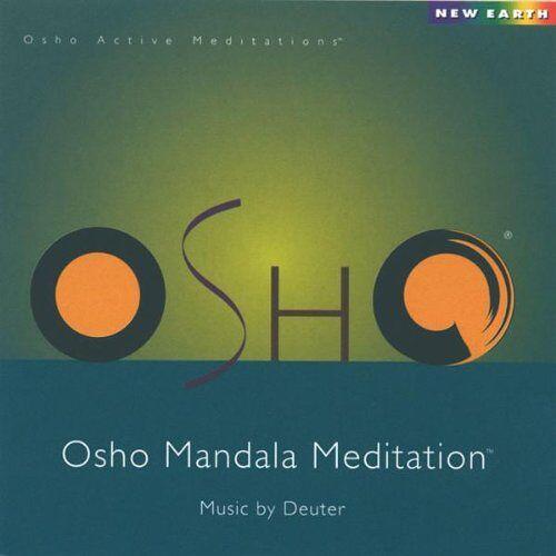 Osho Active Meditation - OSHO Mandala Meditation (OSHO Active Meditation) - Preis vom 18.04.2021 04:52:10 h
