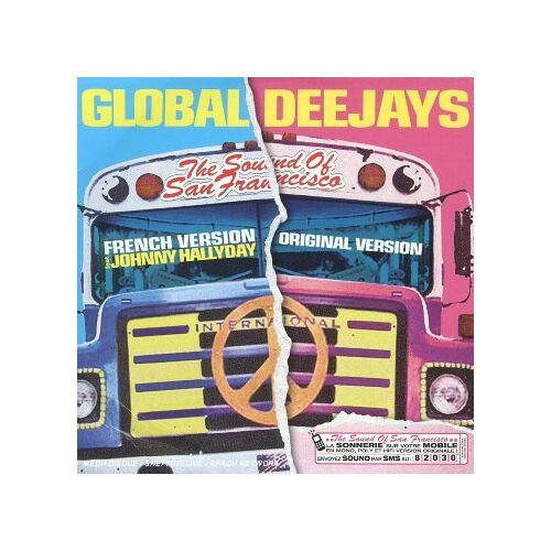 Global Deejays - San Francisco - Preis vom 18.04.2021 04:52:10 h