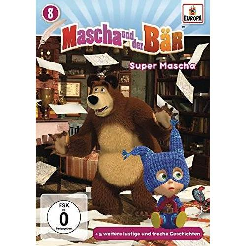 - Mascha und der Bär 8 - Super Mascha - Preis vom 06.09.2020 04:54:28 h