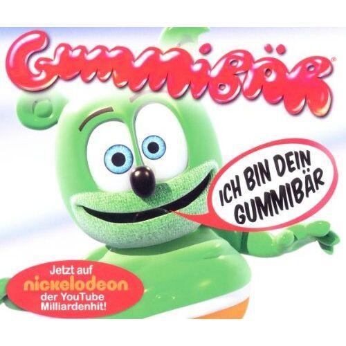 Gummibär - Ich Bin Dein Gummibär - Preis vom 25.02.2021 06:08:03 h