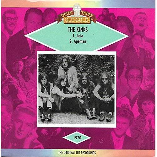 The Kinks - Lola / Apeman (Old Gold RI) [Vinyl Single] - Preis vom 28.02.2021 06:03:40 h