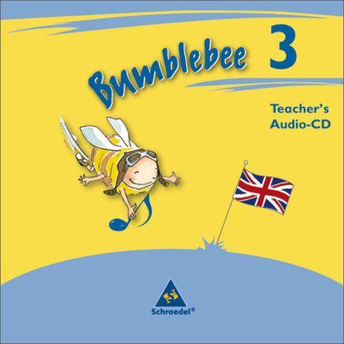 - Bumblebee - Ausgabe 2008: Teacher's Audio-CD 3 (Bumblebee 1 - 4) - Preis vom 05.03.2021 05:56:49 h