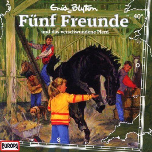 Fünf Freunde - 040/Und Das Verschwundene Pferd - Preis vom 18.04.2021 04:52:10 h