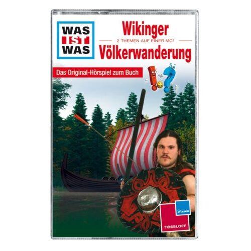 Was Ist Was - WAS IST WAS, Folge 35: Wikinger/ Die Völkerwanderung [Musikkassette] [Musikkassette] [Musikkassette] - Preis vom 31.10.2020 05:52:16 h