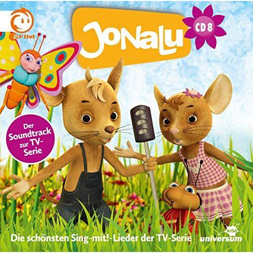 Jonalu - Hörspiel 8: Sing mit Den Jonalus - Preis vom 19.01.2021 06:03:31 h