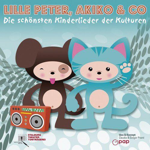 Jannis Karis - Lille Peter, Akiko & Co - Preis vom 20.10.2020 04:55:35 h