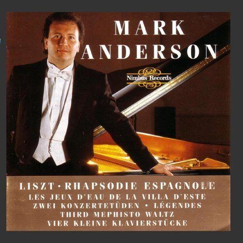 Mark Anderson - Piano Works - Preis vom 26.01.2021 06:11:22 h