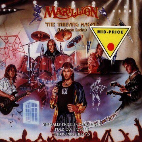 Marillion - The Thieving Magpie - Preis vom 05.05.2021 04:54:13 h