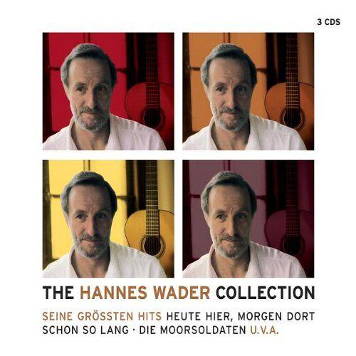 Hannes Wader - The Hannes Wader Collection - Preis vom 08.05.2021 04:52:27 h