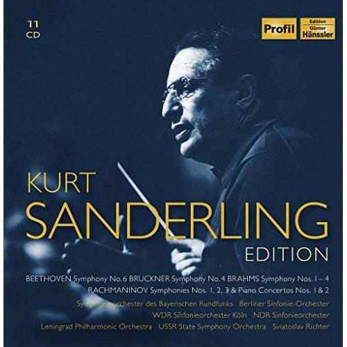 Kurt Sanderling - Kurt Sanderling Edition - Preis vom 05.09.2020 04:49:05 h